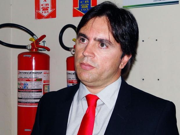 Francisco Wilkie Rebouças, procurador-geral de Natal (Foto: Ricardo Araújo/G1)