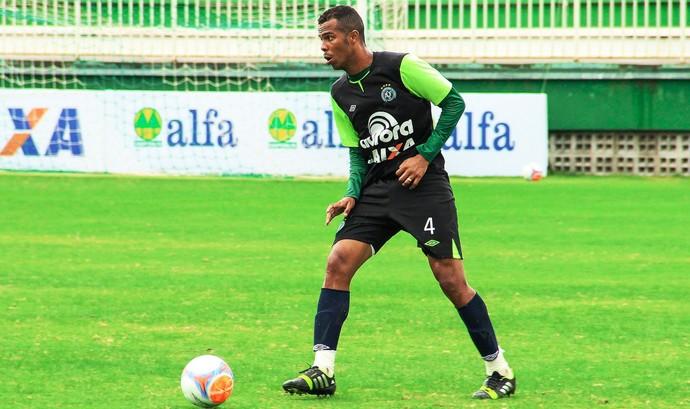 André Paulino Chapecoense (Foto: Diego Carvalho/Aguante/Chapecoense)
