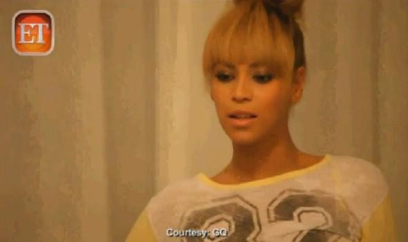 Beyonce (Foto: Video/Reprodução)