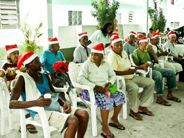 Natal asilo (Foto: Divulgação)