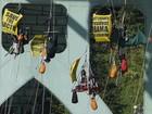 Juiz multa Greenpeace por bloqueio de navio da Shell