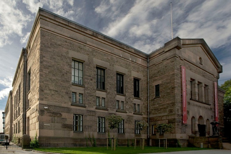 A Biblioteca Nacional da Noruega (Foto: Wikimedia Commons)