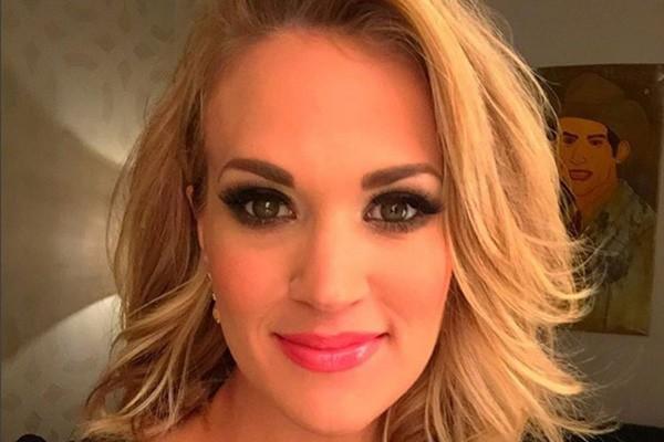 Carrie Underwood  (Foto: Reprodução Instagram)