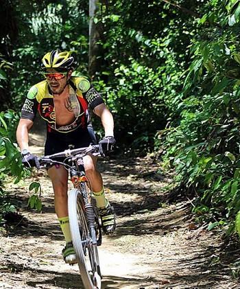 Alexandre Pinto vence Acreano de MTB (Foto: Andreia Ribeiro)