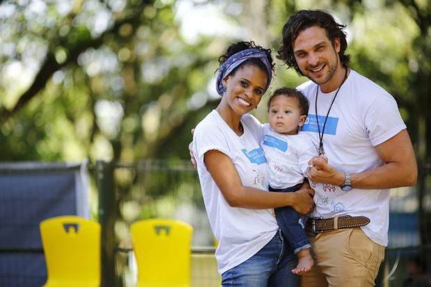Aline Wirley e Igor Rickli   (Foto: Divulgação)