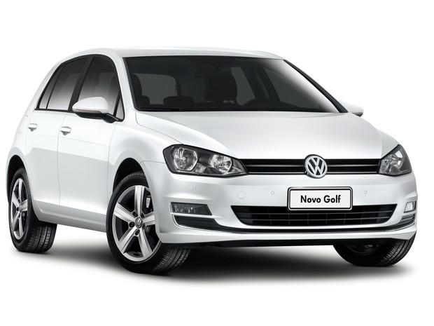 Volkswagen Gol produzido em São José dos Pinhais (PR) (Foto: Divulgação)