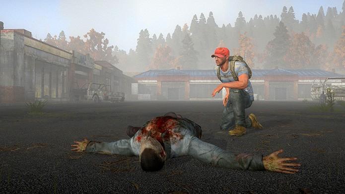 H1Z1, MMORPG de zumbis da Sony ganha tem novas imagens divulgadas. (Foto: Divulgação)