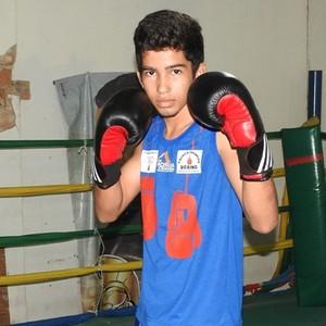 Boxe Roraima, Ronald Silva (Foto: Nailson Wapichana)