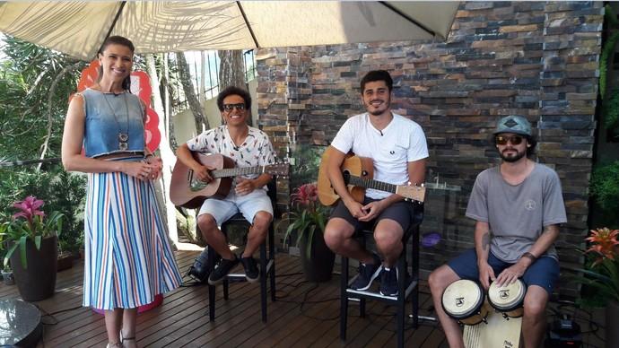 Nego Joe é uma das atrações do Mistura deste sábado (Foto: RBS TV/Divulgação)
