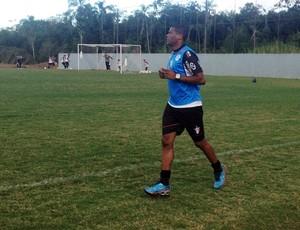 Kim atacante do Joinville (Foto: Divulgação / JEC)