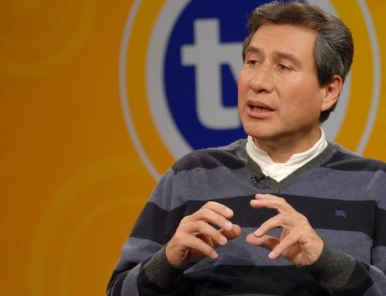 O secretário-geral da Flacso, Adrián Bonilla (Foto: Divulgação/ Eduardo Santillán/ Presidência Equador)