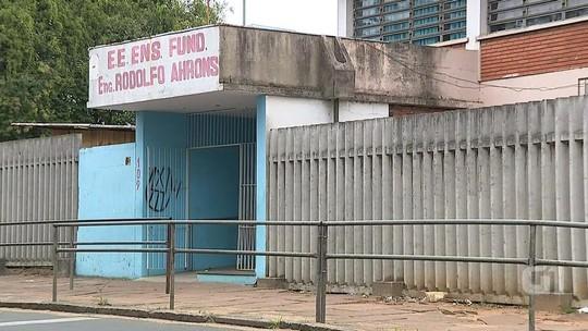 Escola estadual suspende aulas após arrombamento em Porto Alegre