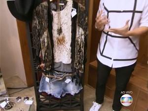Produções hippie chic continuam em alta (Foto: TV Globo)