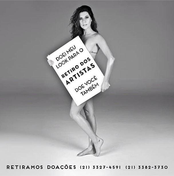 Fernanda Paes Leme  (Foto: Instagram/Reprodução)