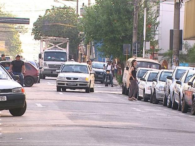 Região central de Leme receberá serviço de estacionamento Zona Azul (Foto: Reprodução/EPTV)