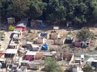 Famílias montam barricada para evitar reintegração de posse em SP