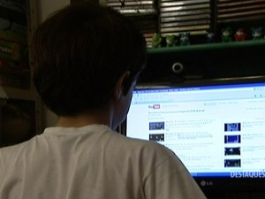 Segurança na Internet - Carrossel Jornal Hoje (Foto: Rede Globo)
