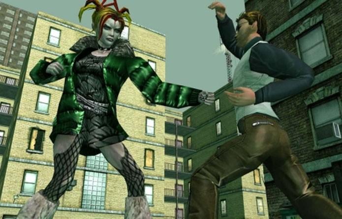 The Matrix Online (Foto: Divulgação)