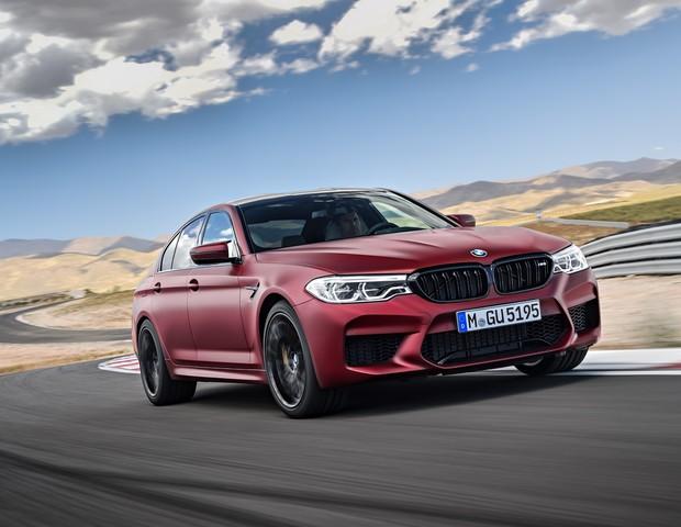 BMW M5  (Foto: reprodução)