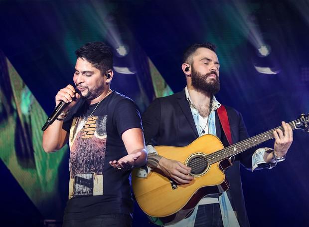 A dupla Jorge e Mateus vai marcar presença no evento (Foto: divulgação)