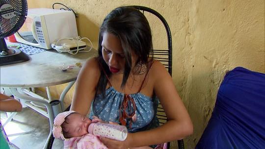 Coração de grávida para de bater pouco antes de dar à luz
