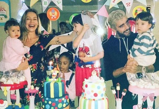 Última foto do casal postado no Instagram de Luana e Pedro Scooby há uma semana (Foto: Reprodução Instagram)