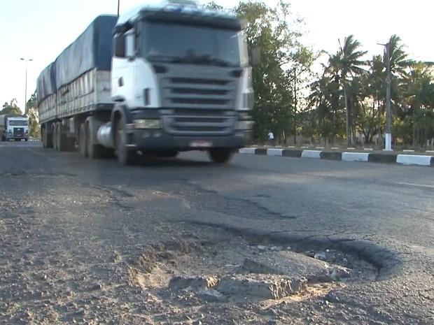 BDBR estradas (Foto: Rede Globo)