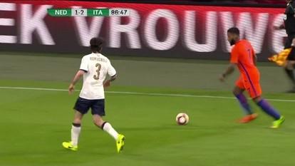 Melhores momentos de Holanda 1 x 2 Itália em Amistoso Internacional