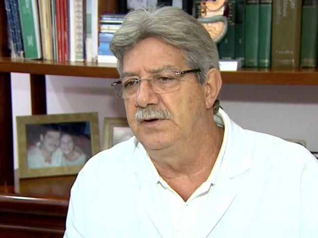 Eduardo Luiz Bin, conselheiro do Cremesp em Ribeirão Preto (Foto: Claudio Oliveira/EPTV)