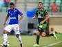 Com Adalberto de volta, América-MG se prepara para enfrentar o Cruzeiro