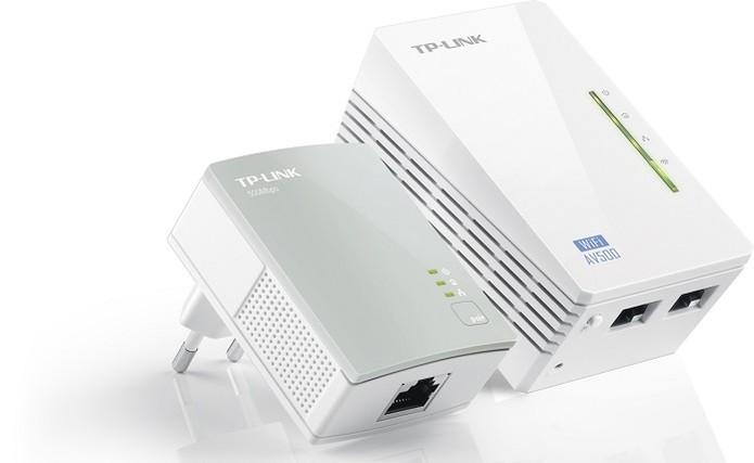 Novo repetidor de sinal da TP-LInk usa a rede elétrica para tansmitir dados (Foto: Divulgação/TP-Link)  (Foto: Novo repetidor de sinal da TP-LInk usa a rede elétrica para tansmitir dados (Foto: Divulgação/TP-Link) )
