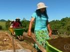 Criação de minhocas é administrada por irmãs em Rio Claro, SP