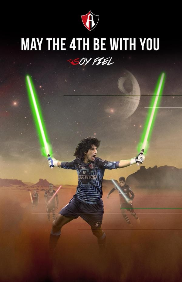 Atlas homenageia Star Wars