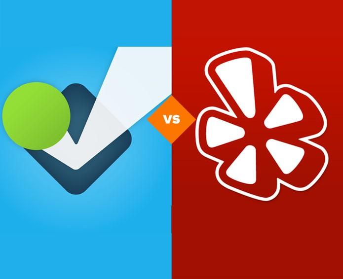 Foursquare e Yelp? Quem vence a batalha? (Foto: Arte/TechTudo)