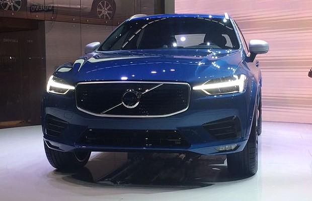 Volvo XC60 (Foto: Tereza Consiglio / Autoesporte)