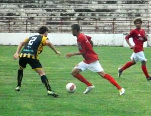 Luan, atacante do América-SP na Copa São Paulo de Futebol Júnior