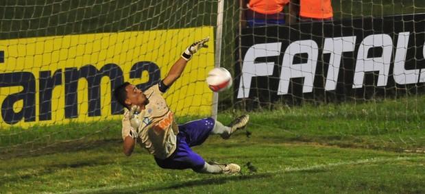 Cruzeiro Fluminense Charles Copa São Paulo (Foto: Cláudio Capucho/ Divulgação PMSJC)