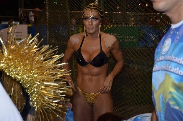 Carla Prata (Foto: Roberto Teixeira/EGO)