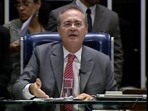 Renan Calheiros (Foto: Reprodução)