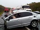 Morre sétima vítima de acidente entre três veículos em Soledade, diz PRF