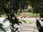 Bombeiros fazem buscas por homem que desapareceu no Rio Pardo
