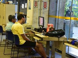 Além das partidas de xadrez, outras atividades serão oferecidas para as pessoas com deficiência visual (Foto: Rosilda Cruz)