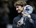 Juan Carlos Ferrero é homenageado no Torneio dos Campeões da ATP