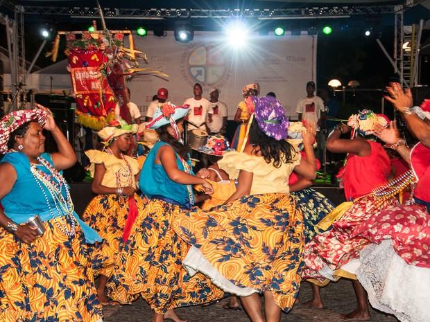 Samba é tema do carnaval no Pelourinho em 2016 (Foto: Rosilda Cruz/Divulgação SecultBA)