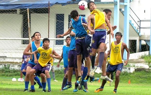 Nacional-AM Juniores (Foto: João Paulo Oliveira/Nacional)