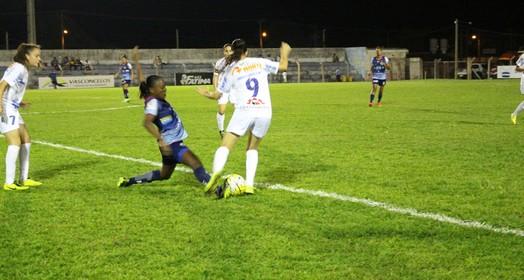 SEM CHANCE (Vilma Nascimento/GloboEsporte.com)