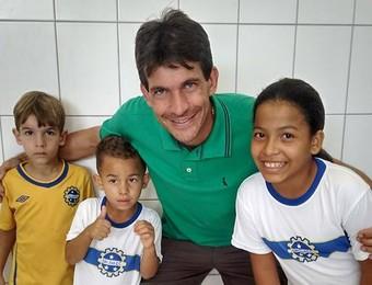 Renato Santiago (Foto: Reprodução/ Facebook)
