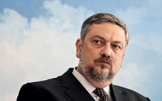 O ex-Ministro da Fazenda, Antonio Palocci (Foto: Ueslei Marcelino/Reuters)