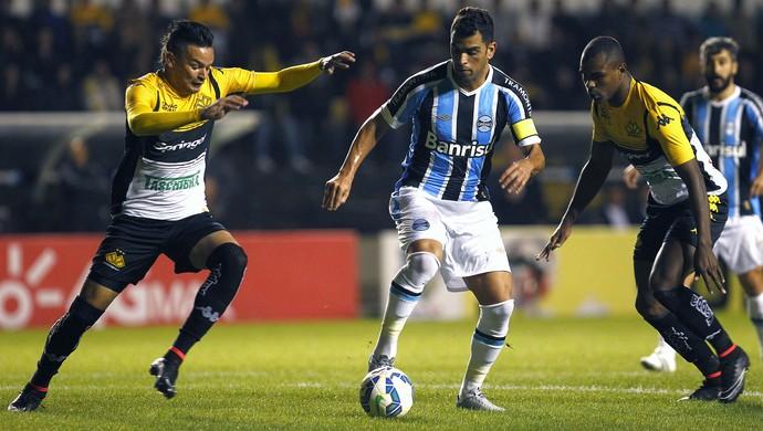 Grêmio Criciúma Copa do Brasil Maicon (Foto: Lucas Uebel/Grêmio FBPA)