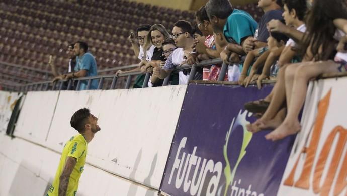 Rafael Marques Palmeiras (Foto: Cleber Akamine)
